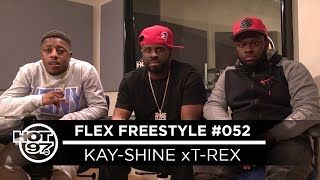 URL TV's Own Kay-Shine x T-Rex on Funk Flex | #Freestyle052