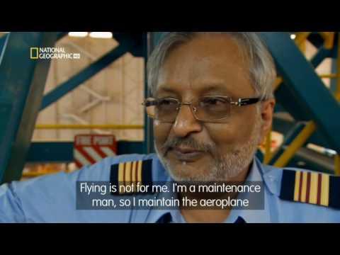 Aeropuerto de Dubai - 01x01 - Episodio 1