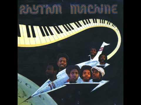Rhythm Machine - Thought My Love Was Fine (drumbreak)