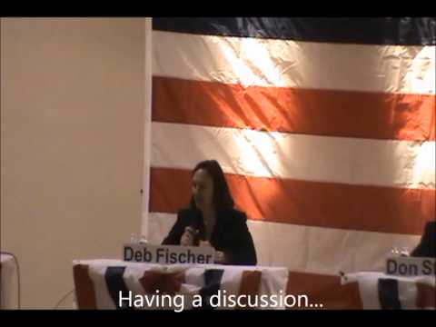 A Discussion with Deb Fischer