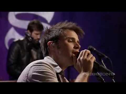Kris Allen - Live Like We're Dying - Live @ AOL Sessions
