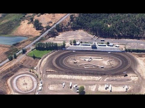 Limited Sprint Car at Southern Oregon Speedway