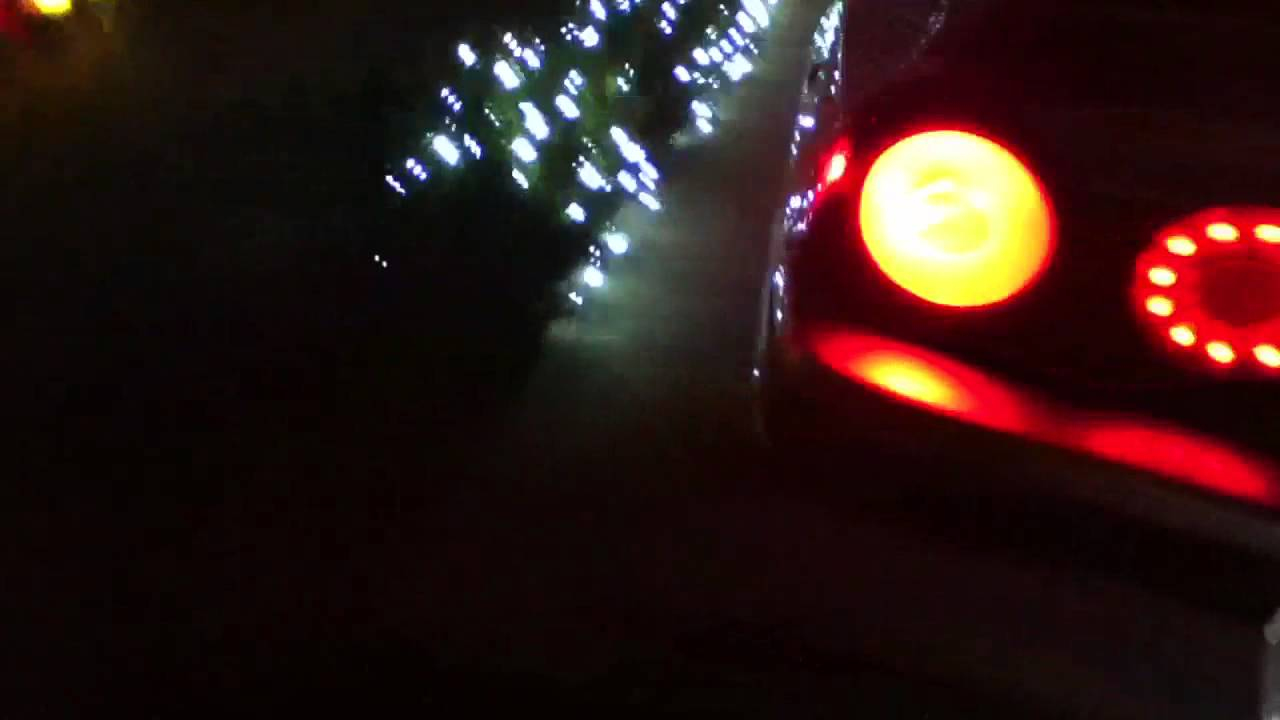 2001 Chevrolet Impala Ls Quad Tail Light Mod