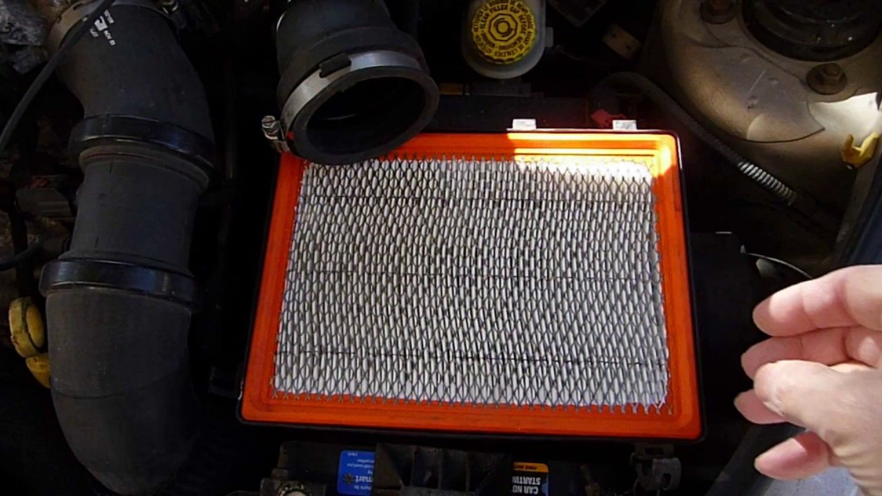 Pt Cruiser Battery Replacement Take Extra Care W Air Filter Housing On Turbo Engine