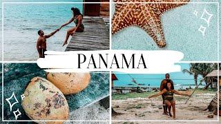TRAVEL VLOG: PANAMA - San Blas Island hopping - 4K Cinematic video