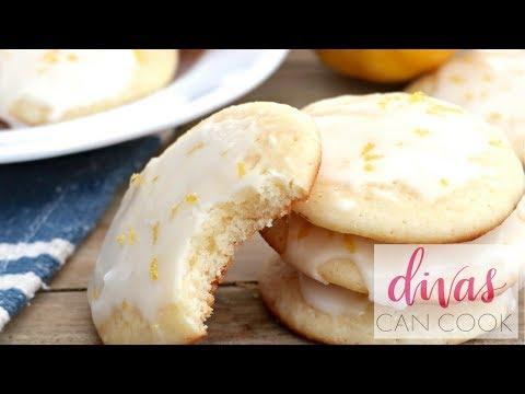 Tried True Lemon Pound Cake Cookies Divas Can Cook