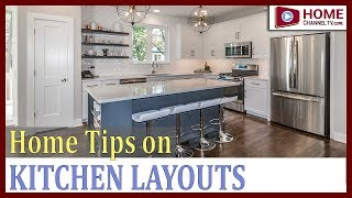Kitchen Design & Layout Tips: How to Create a Functional Kitchen - Interior Design