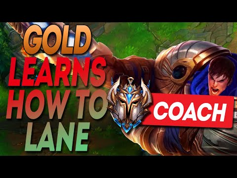 Gold Player Learns