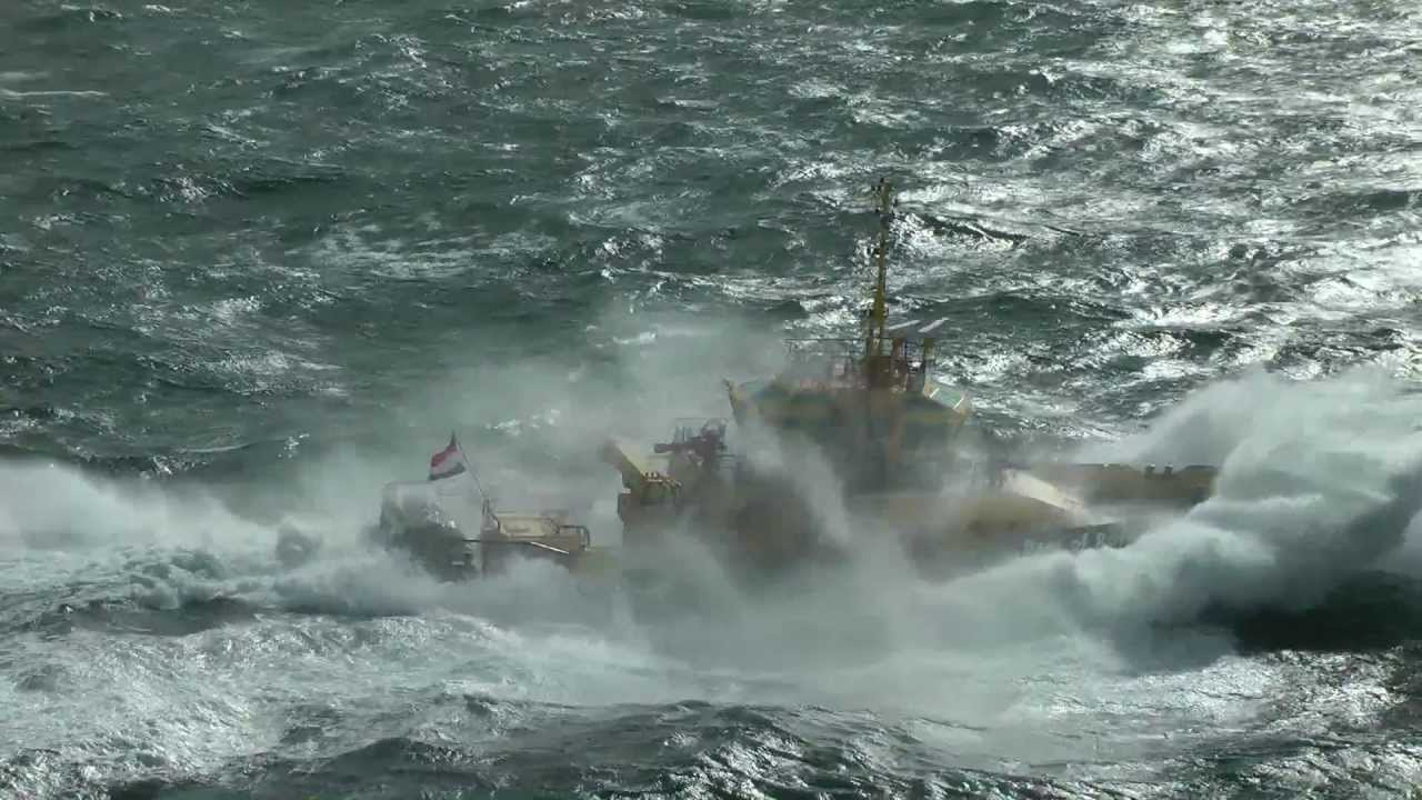 Schepen Op De Noordzee, Voor De Kust Van Hoek Van Holland