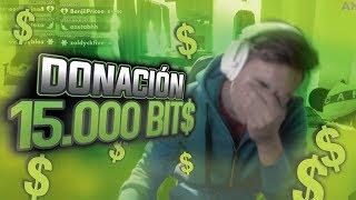 15000 BITS DONACIÓN EPICA thumbnail