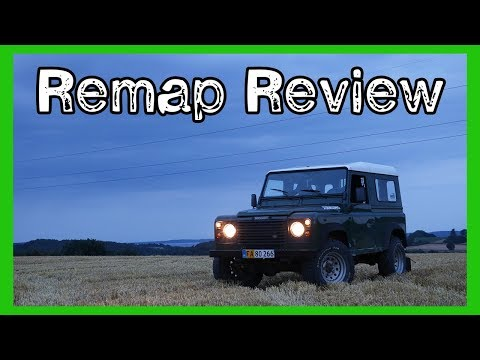 How Storm Tuning's Stage 2 Remap Transformed My Td5 Defender