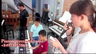 Đệm Đàn Organ Duyên Phận Gia Bảo - Thái Trinh