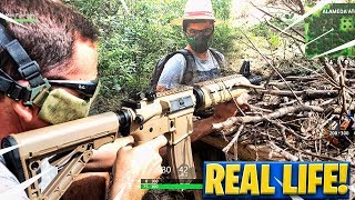 FORTNITE EN LA VIDA REAL - FORTNITE in REAL LIFE | ESPECIAL CUMPLEAÑOS