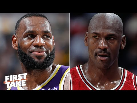 First Take debates how LeBron would fare in the MJ era
