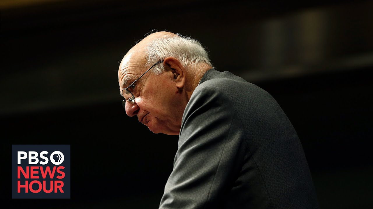 Remembering Paul Volcker