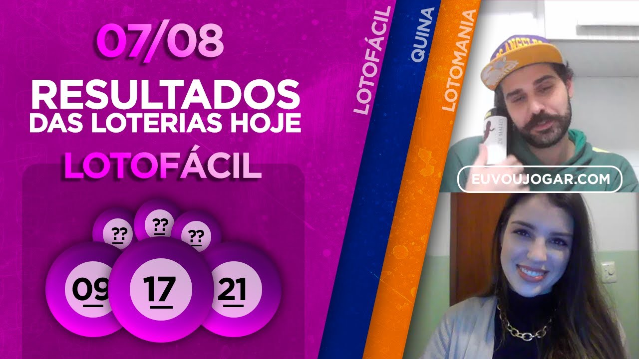 🔴 LIVE: RESULTADO DA LOTOFÁCIL 2005   QUINA 5334   LOTOMANIA 2098 - 07/08