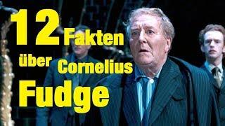 12 FAKTEN über Cornelius FUDGE