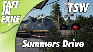 Train Simulator World | Summers Drive...Good Times!