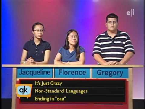 Quiz Kids 1311