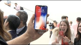 Download Video Apple Rolls out IPhone 8 and X at Product Launch in California MP3 3GP MP4