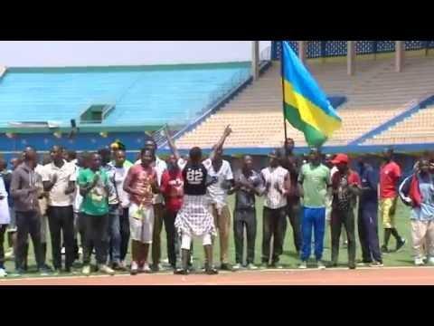 EAC Military Games: U Rwanda rwatsinze Tanzania mu mukino wa Handball