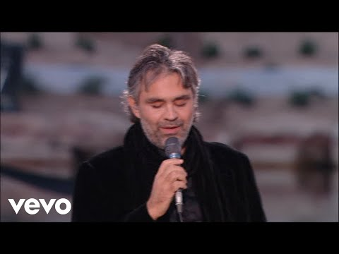 Andrea Bocelli  Besame Mucho   From Lake Las Vegas Resort, USA  2006