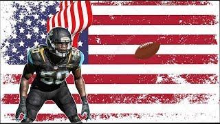 Как бросать мяч для американского футбола/ How to throw a ball for american football