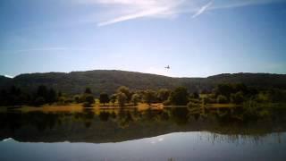 Funcub maiden vanaf het water (1)