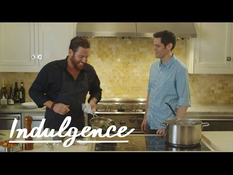 Chef Scott Conant Responds to Being Called a Dick (and Makes Some Delicious Pasta)
