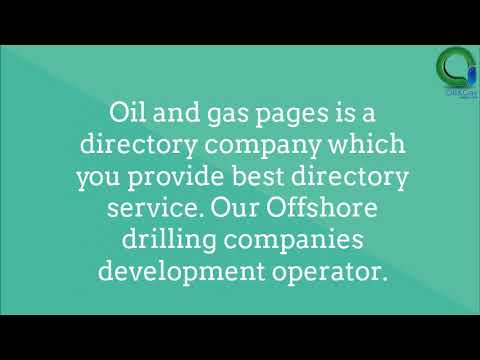 Which one of  the best offshore drilling companies