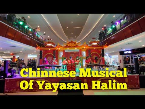 chinnese-musical-of-yayasan-halim-di-megamall-pontianak