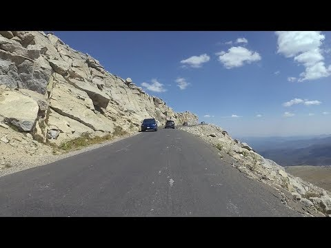 9b Tour of Mount Evans from I-70 to the summit [multi-camera version]