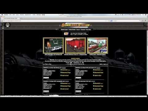 Trainz download station