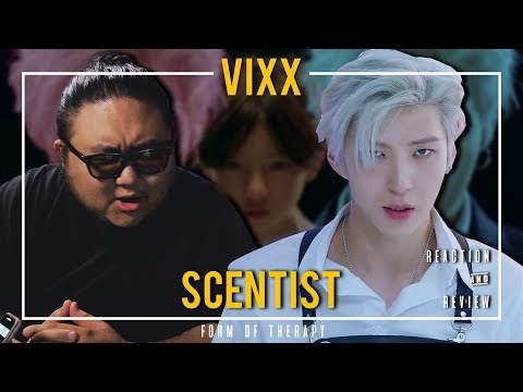 """Producer Reacts to VIXX """"Scentist"""""""