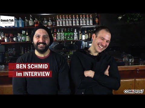 Comedy Talk mit Ben Schmid