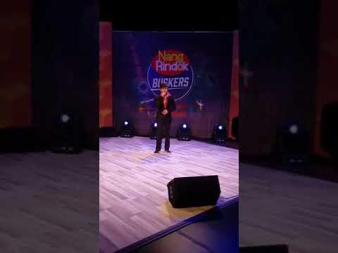 Senayau Danji Nuan Marcos Joel LIVE TV1 (12 Disember 2017)