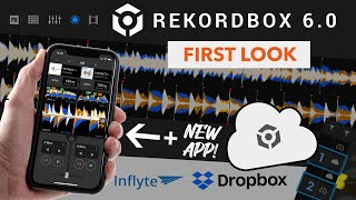 Rekordbox 6.0 & New iOS App - Full Demo & Review