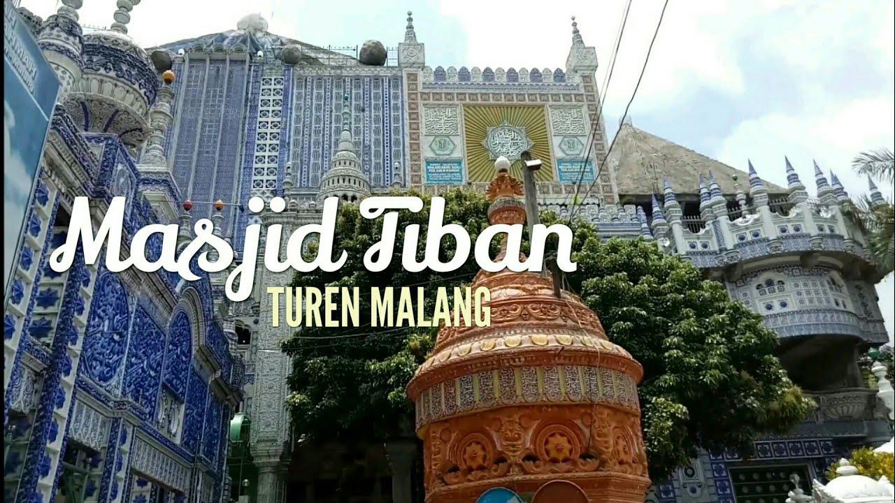 Masjid Tiban Turen Malang Wisata Religi Youtube