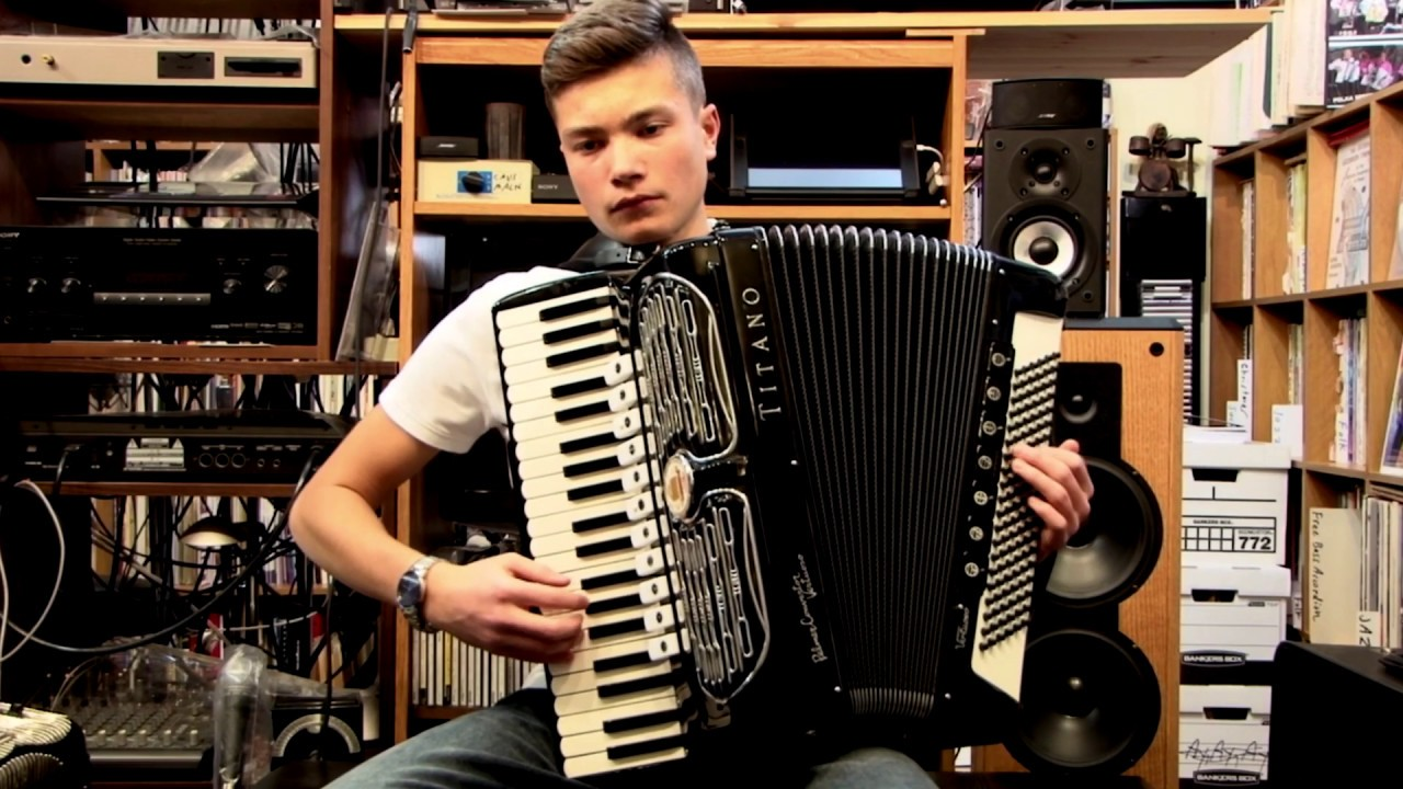 Turkish Rondo, Mozart: Accordion Version