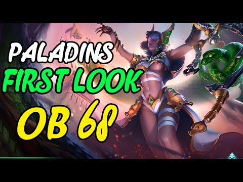 PALADINS- OB 68- WHAT'S GOING ON?! 🤣