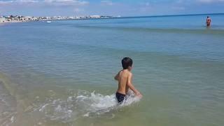 тУНИС В МАЕ ИЮНЕ Температура воды Можно ли купаться в море Отдых в Тунисе Море Tunisia May Djerba