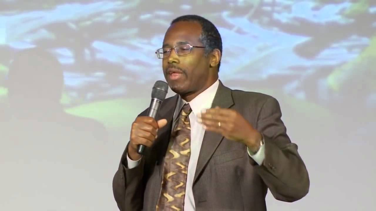 Dr. Ben Carson Creation Week - General Conference SDA Church