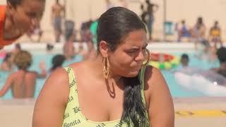 Jasmine gets barfed on   On My Block season 3 (720p60)