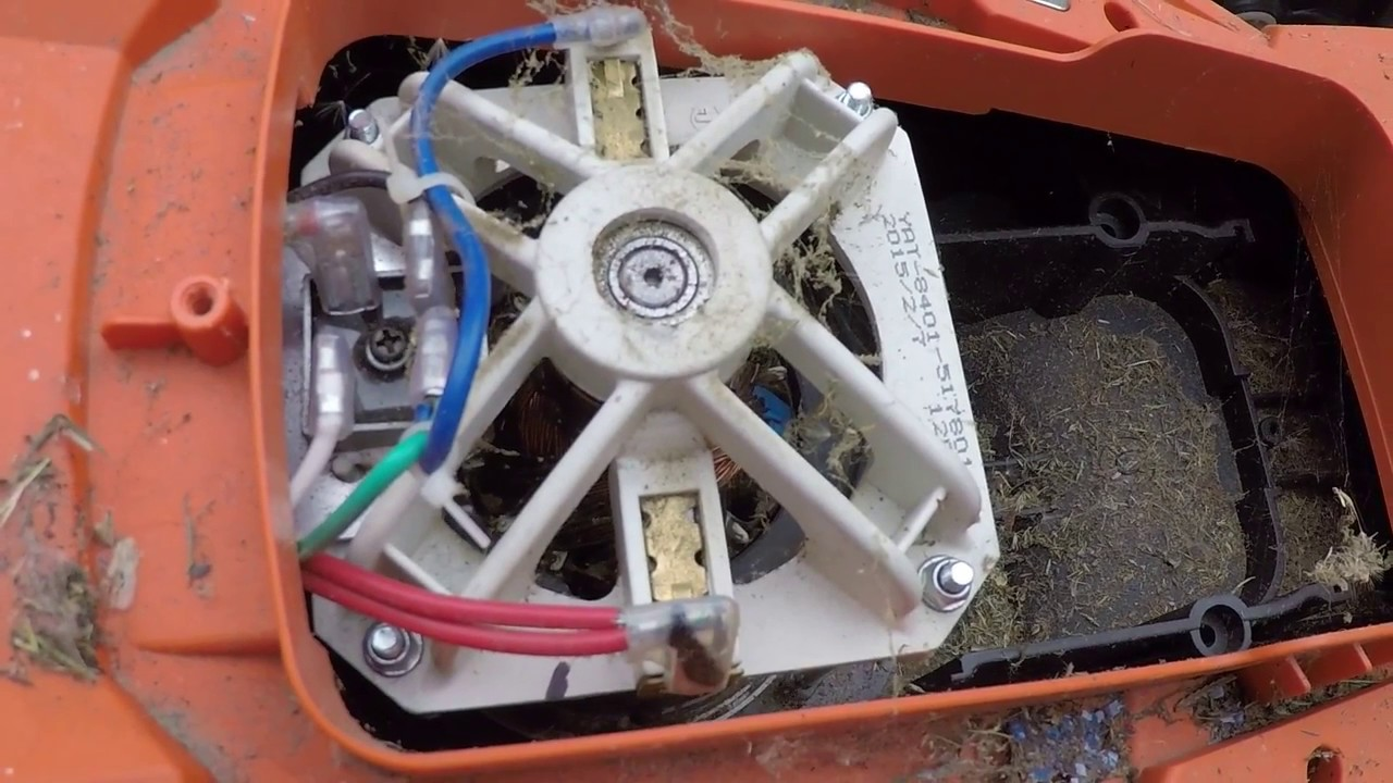 Black And Decker Electric Mower Trips Breaker