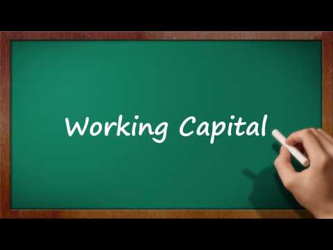 Business Management |  Working Capital | Version 1.1