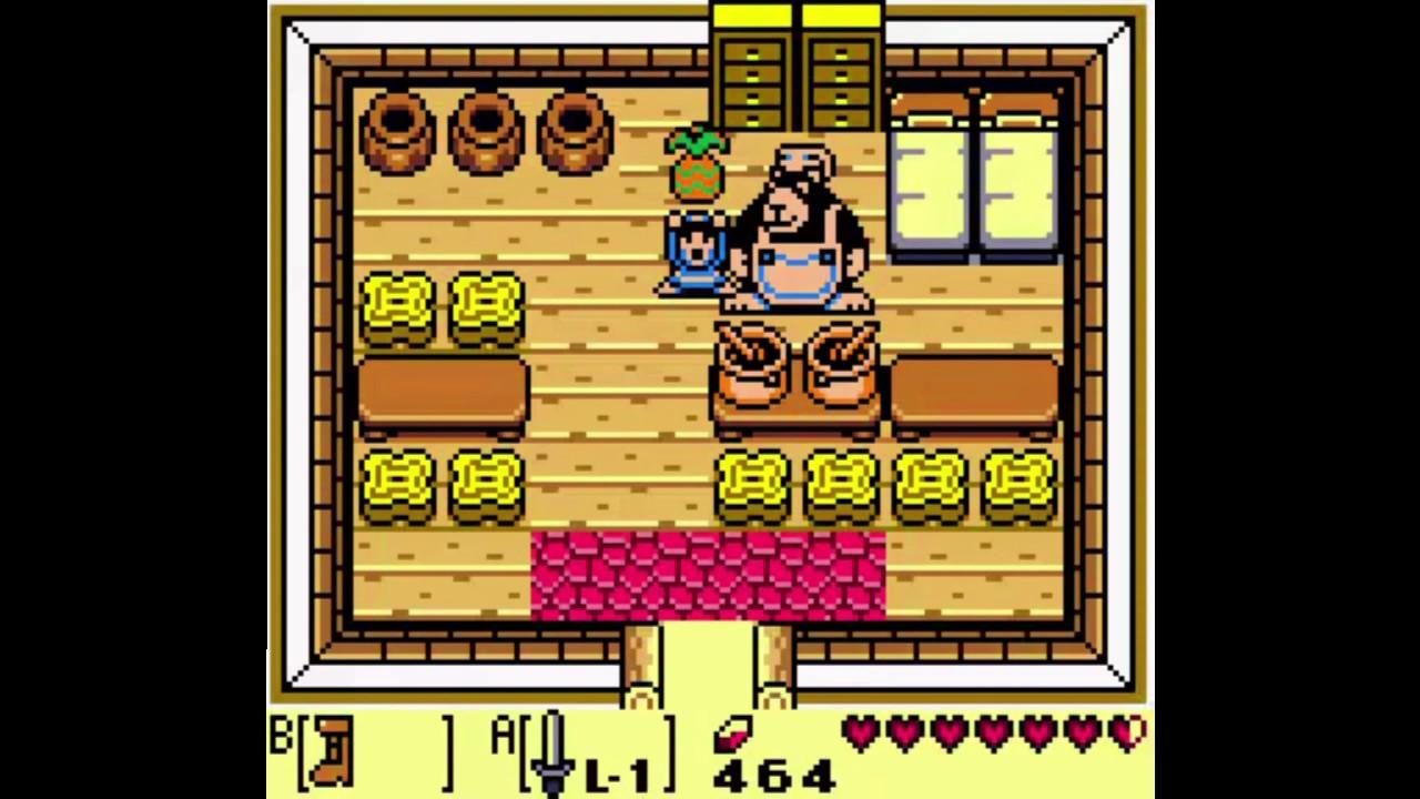 Game boy color legend of zelda - Gameboy Color Legend Of Zelda Links Awakening Part 4