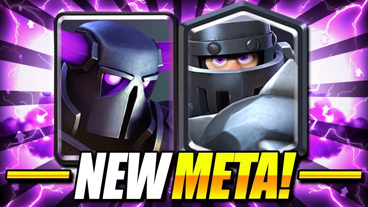 UNSTOPPABLE NEW META COMBO!! MEGA KNIGHT + PEKKA IS INSANE!! - Clash Royale