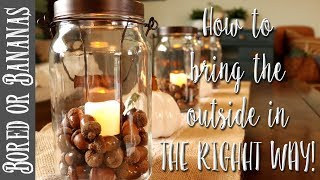 How to Preserve Acorns for Fall Decor THE RIGHT WAY!