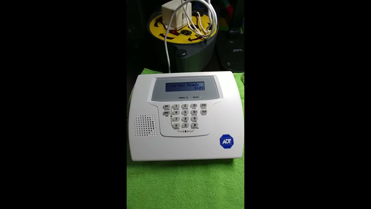 Adt Alarm Honeywell Quickconnect Lynx Plus