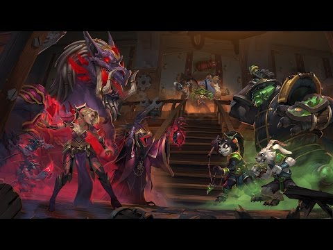 Mean Streets of Gadgetzan Cinematic Trailer